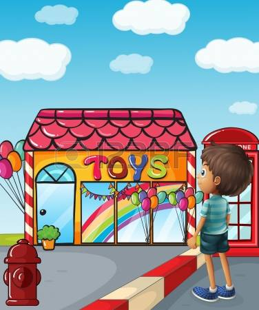 2,413 Toy Store Stock Vector Illustration And Royalty Free Toy.