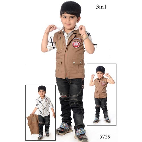 Real Choice Kids Garments.