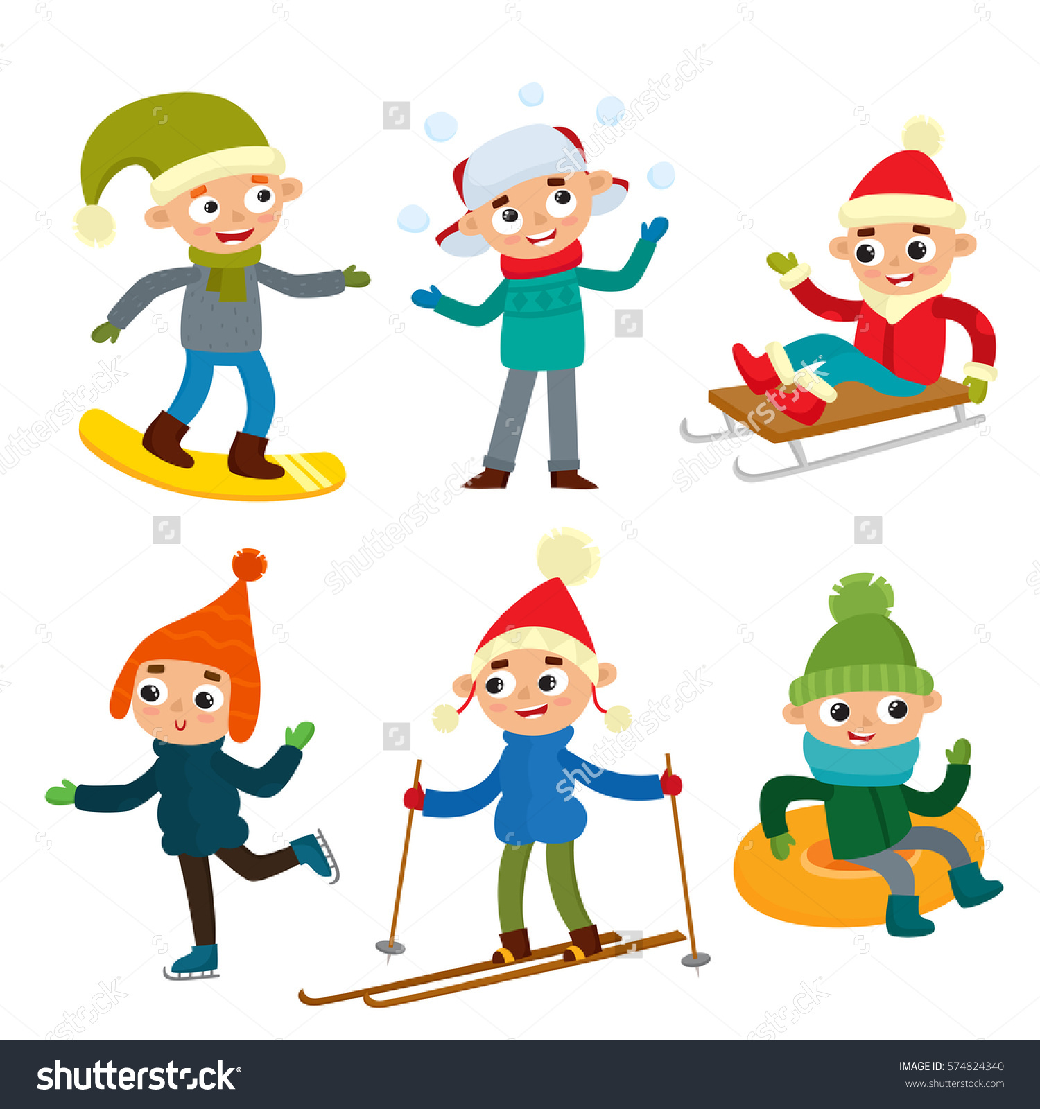 Showing post & media for Boys winter clothes cartoon.