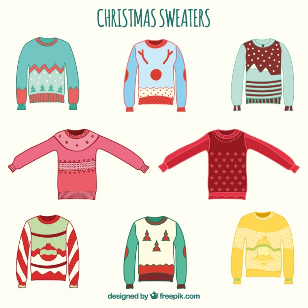 Sweater Vectors, Photos and PSD files.