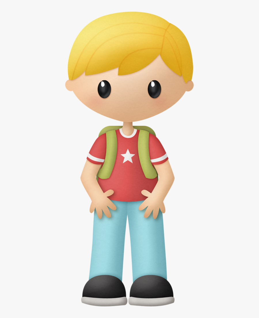 Boy With Backpack Clipart , Free Transparent Clipart.