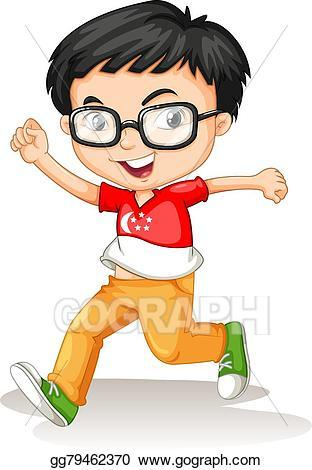 Boy with glasses clipart 4 » Clipart Portal.
