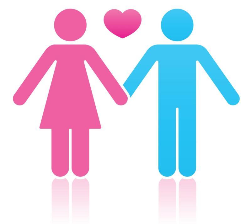Boyfriend and girlfriend clipart 1 » Clipart Station.