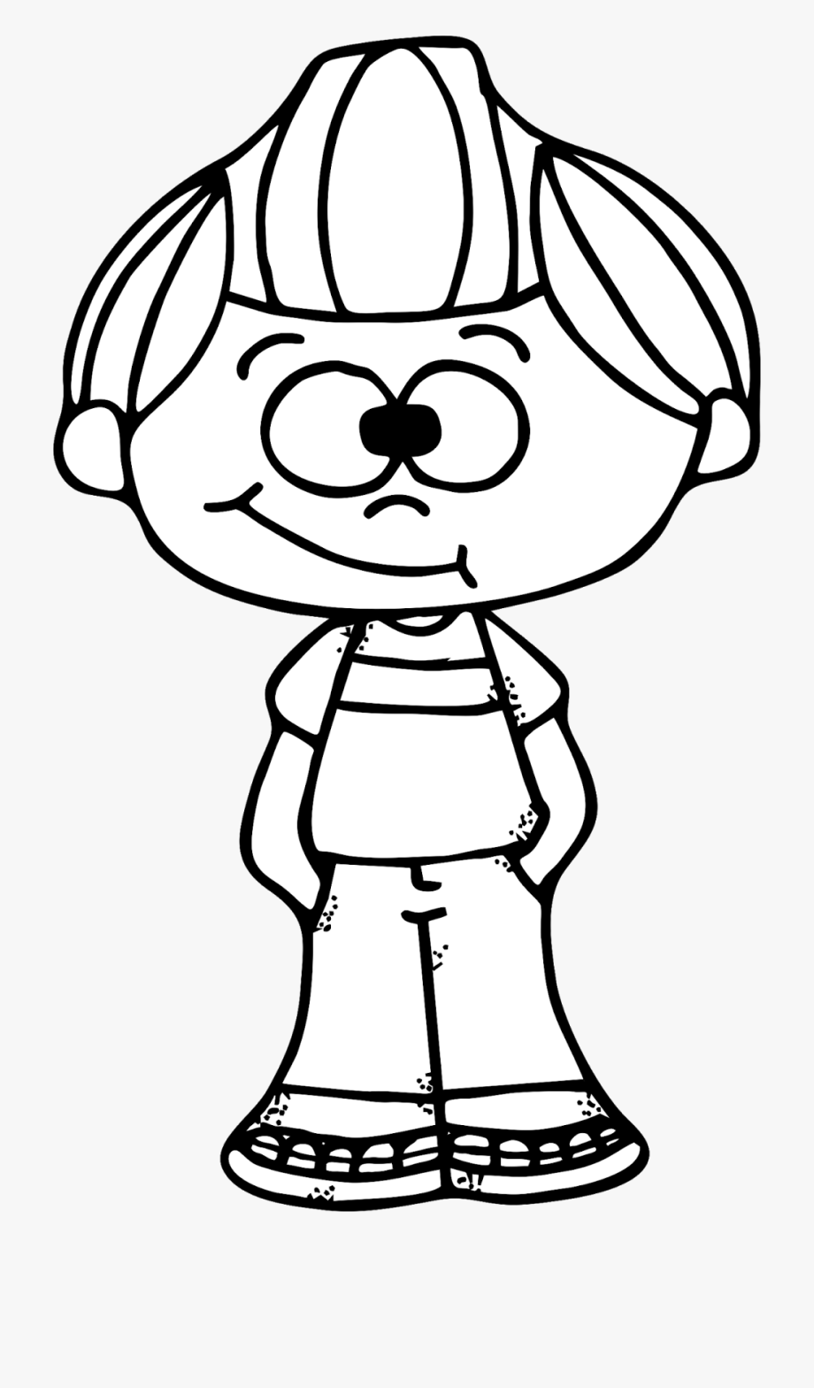 Boxer Clipart Boy.