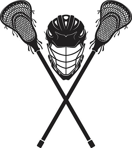 Best Lacrosse Illustrations, Royalty.