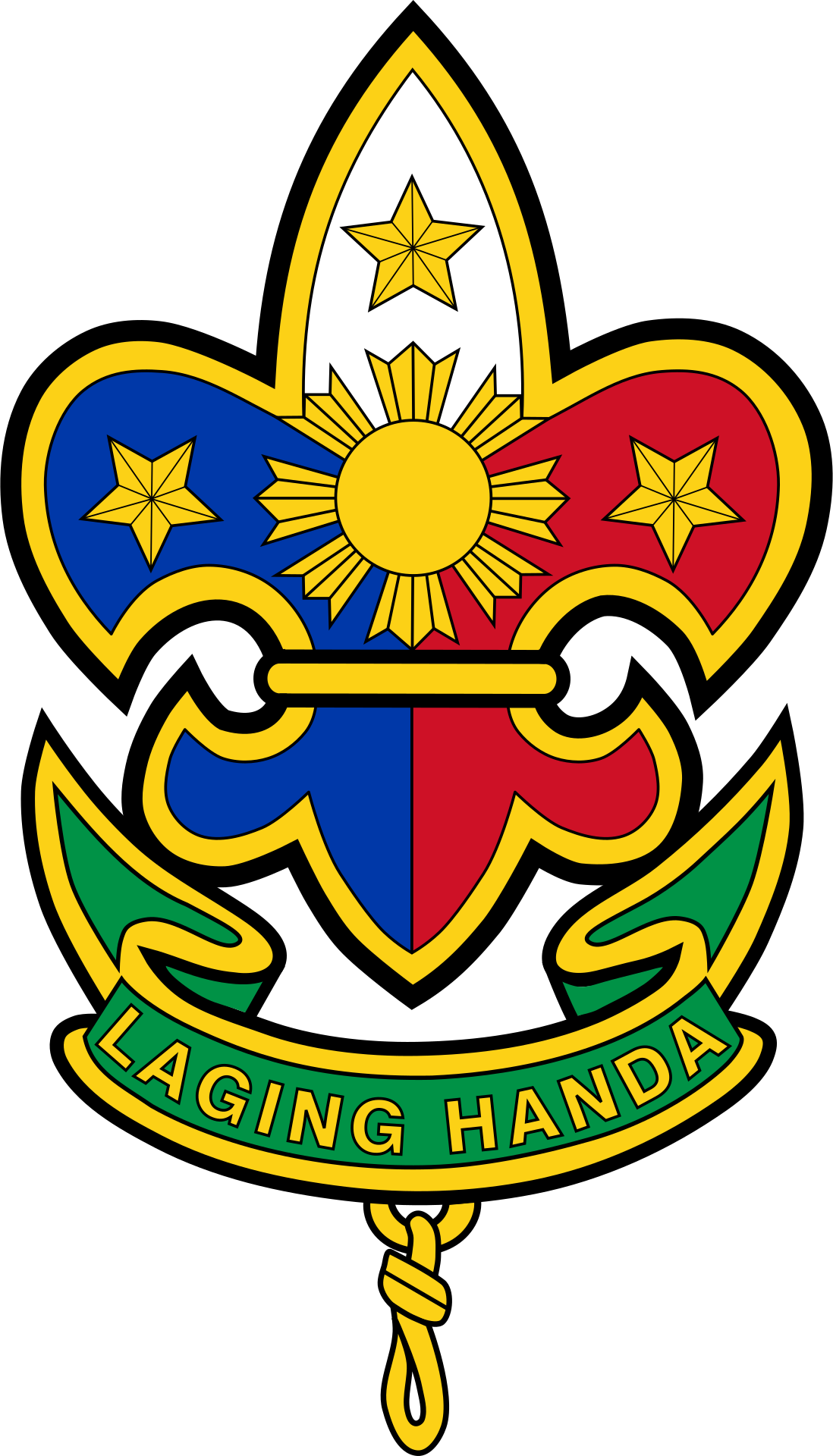 Boy Scouts of the Philippines.