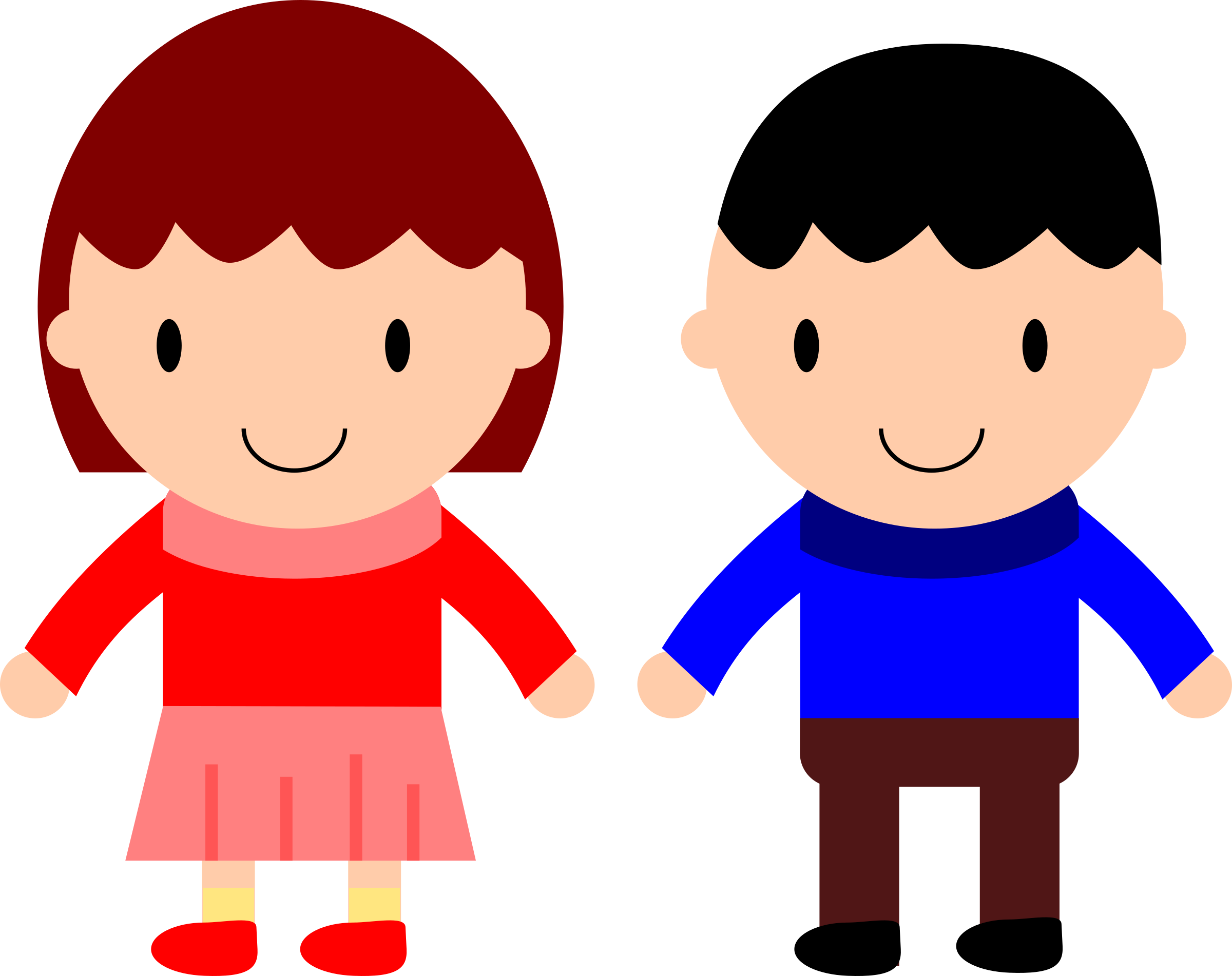 Free Boy And Girl Clipart, Download Free Clip Art, Free Clip.