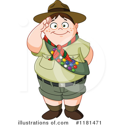 Boyscout clipart - Clipground