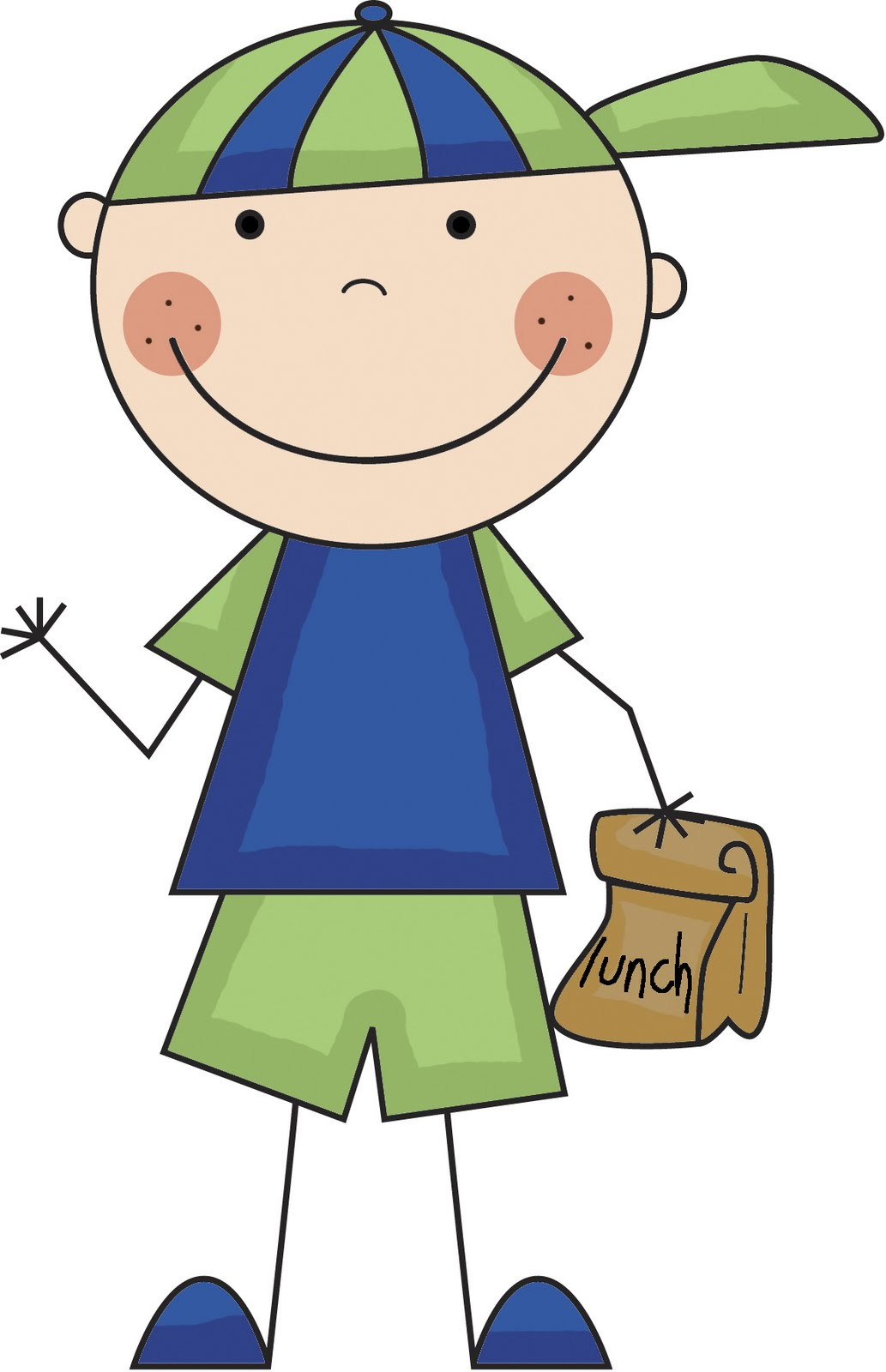 Boy student clipart 5 » Clipart Station.