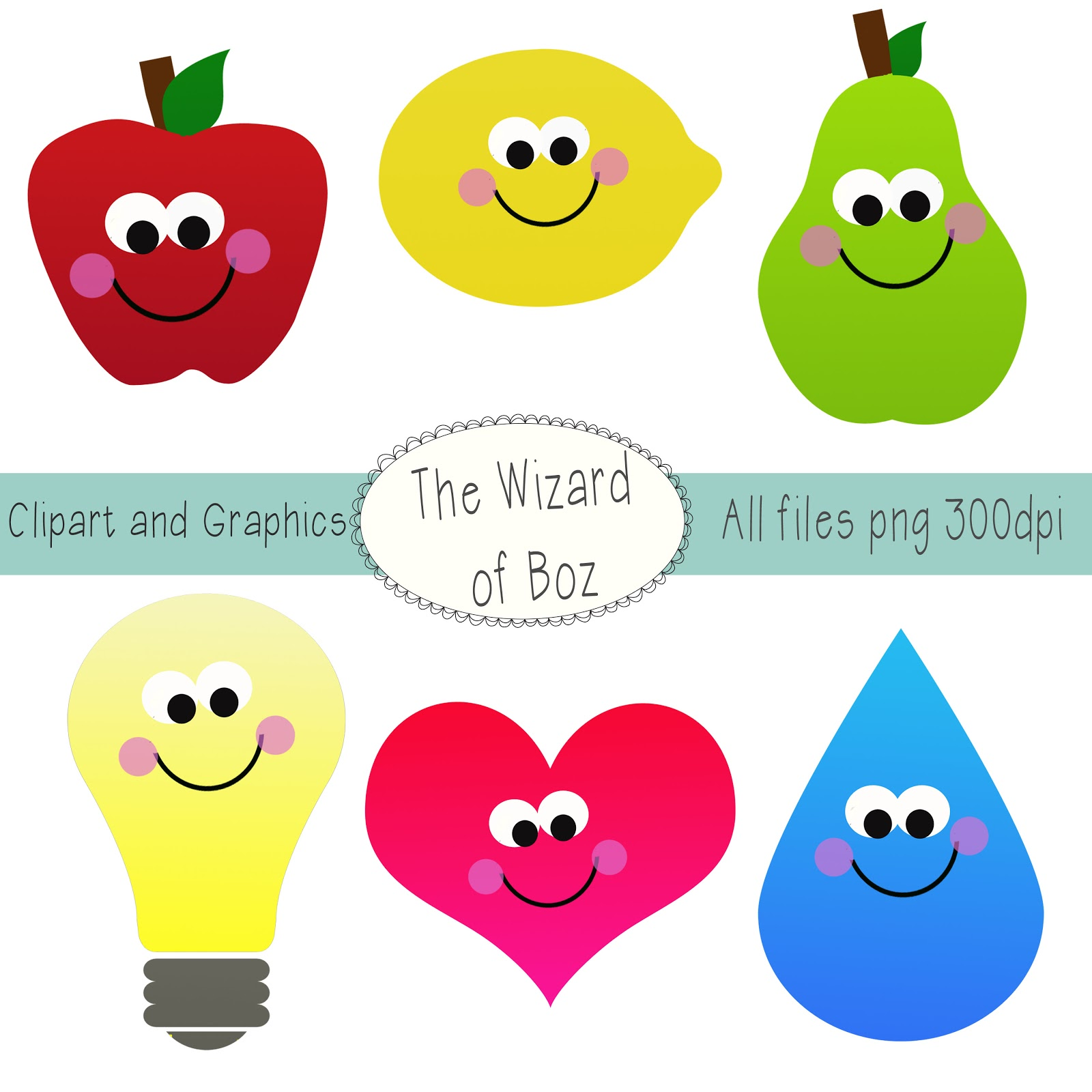 The Wizard of Boz: Clipart! Clipart!.