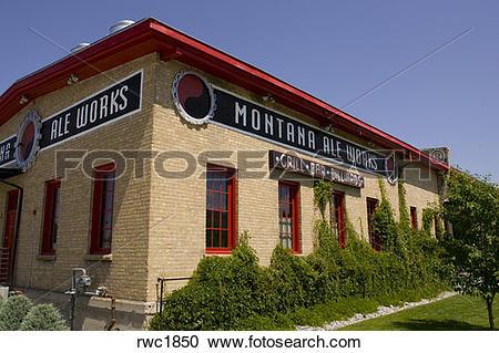 Stock Photography of BOZEMAN, MONTANA, USA.