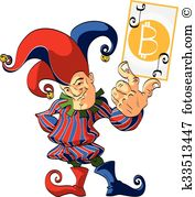 Bozo Clipart Illustrations. 9 bozo clip art vector EPS drawings.