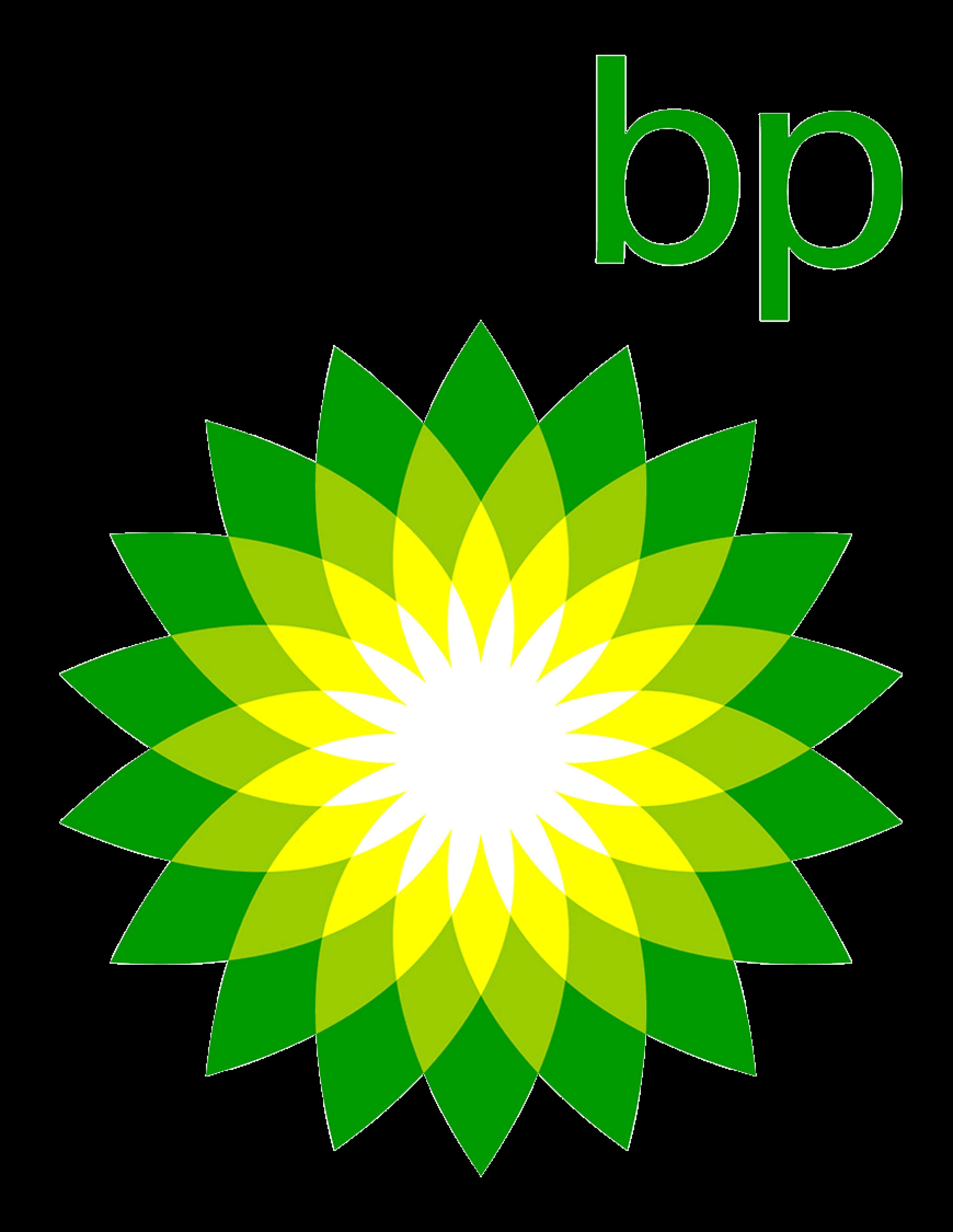 The BP brand.