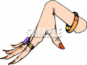 Bracelet Clipart.