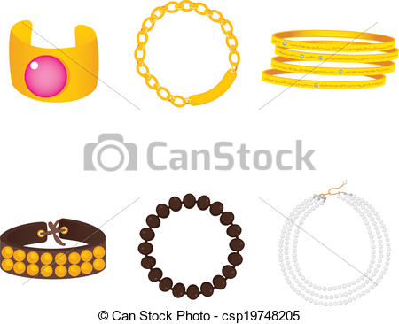 Bracelet Illustrations and Clip Art. 5,152 Bracelet royalty free.
