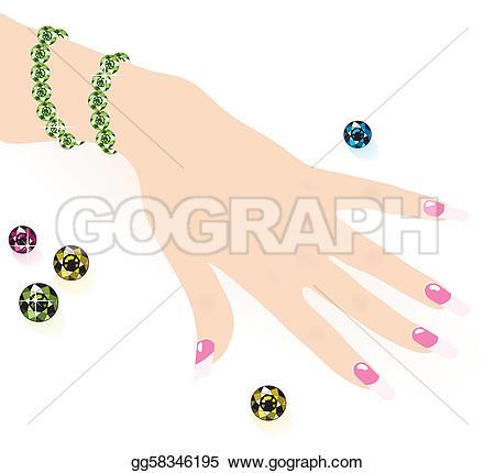 Bracelet Clip Art.