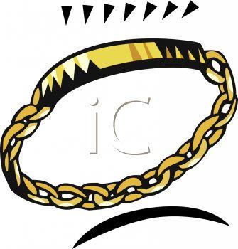 Bracelet Cartoon.