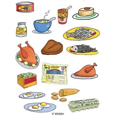 Blessings on Food: Shehakol Nihyeh Bidvaro.