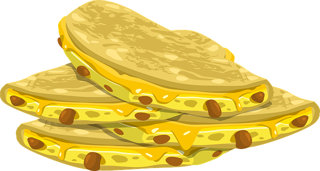 Free vector graphic: Quesadilla, Mexican, Foods, Cuisine.