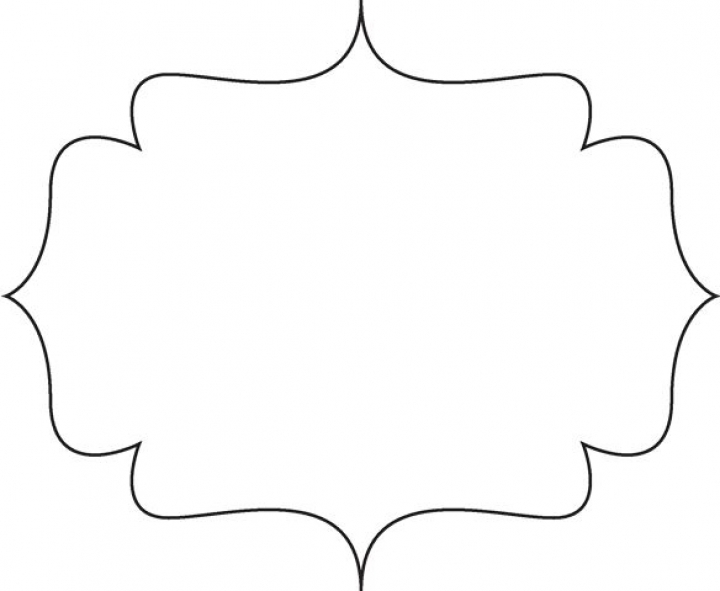 Bracket frame clipart free free clipart images.