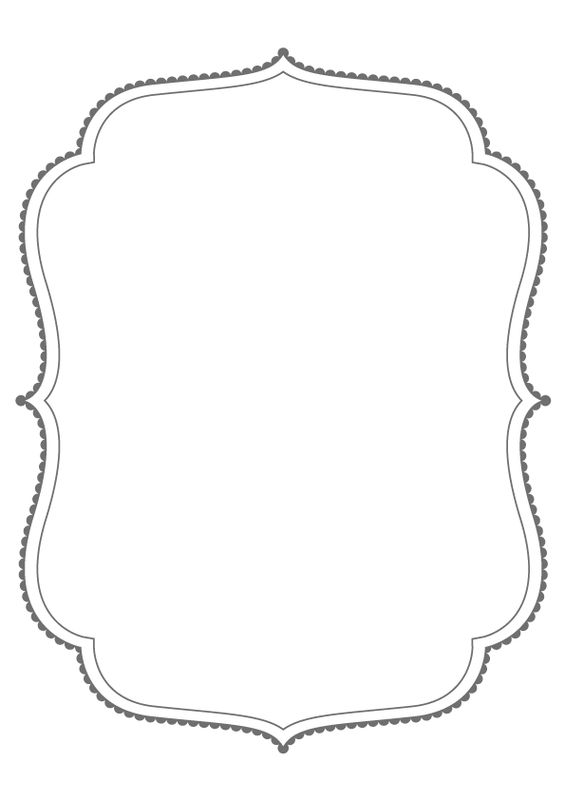 Cute large bracket clipart.