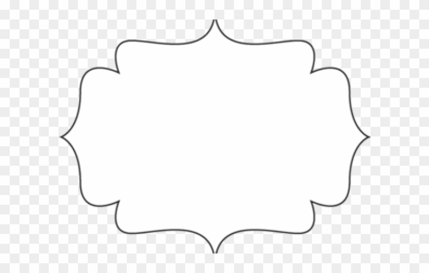 Vector Frame Clipart Bracket.