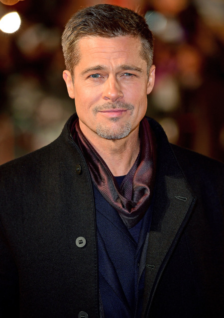 Brad Pitt Opens Up About Post.