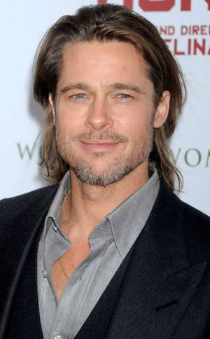 Brad Pitt News, Pictures, and Videos.