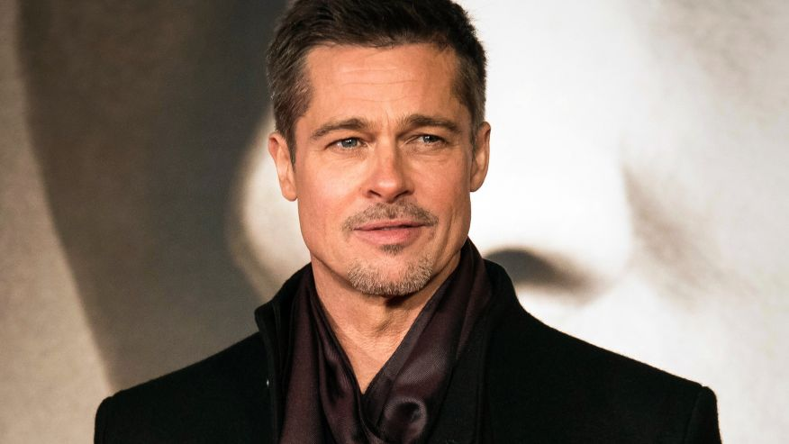 Brad Pitt talks sober life post.