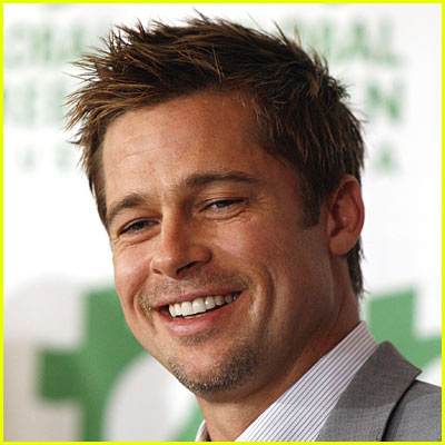 Brad Pitt Hair Loss.
