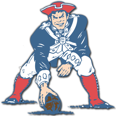 New England Patriots Clipart.