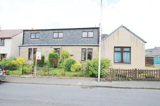 4 bedroom detached house for sale in 16, Wallacestone Brae, Lea.