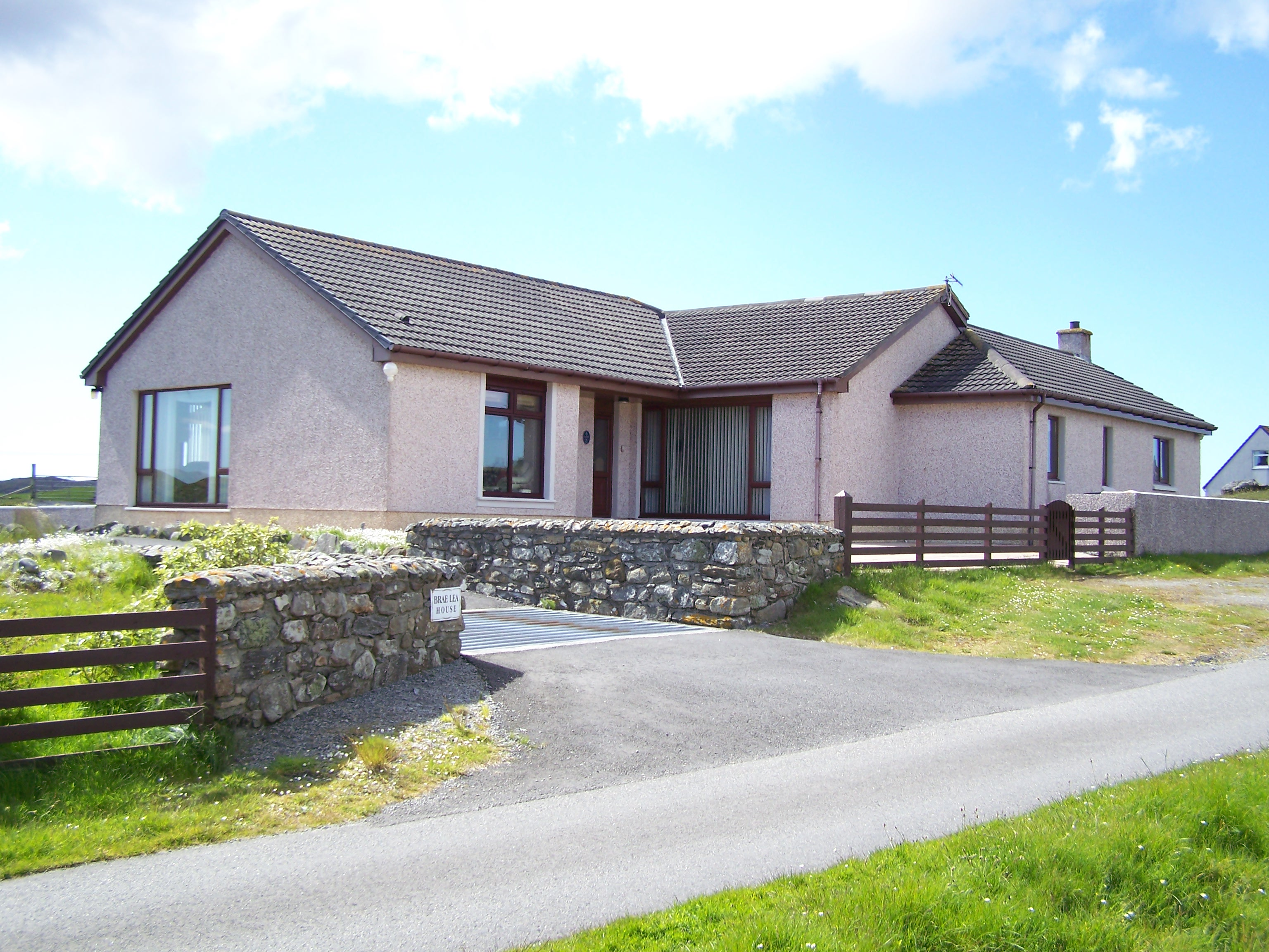 Brae Lea Guest House.