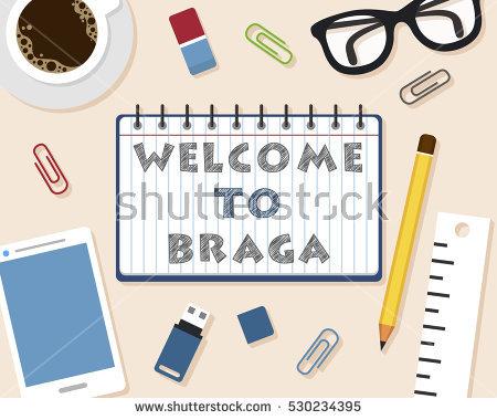 Braga Stock Photos, Royalty.