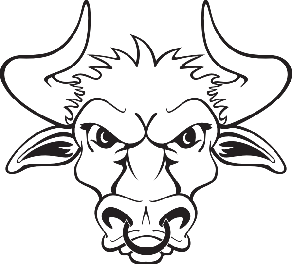 Free Image Of Bull, Download Free Clip Art, Free Clip Art on Clipart.
