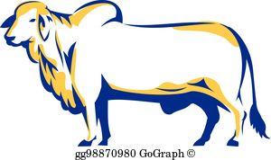 Brahman Clip Art.