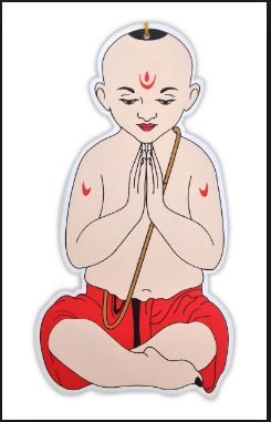 The sacred thread or Upanayanam is an occasion which is of.