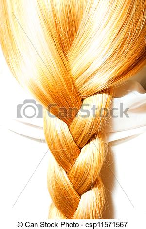 Braid cliparts.