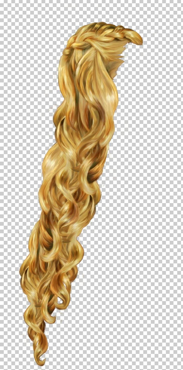 Rapunzel Hairstyle Braid Blond PNG, Clipart, Artificial Hair.