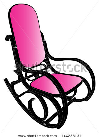 Rocking Chair Vector Stock Photos, Royalty.