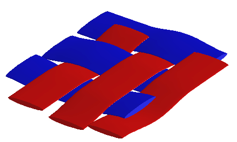 Materials simulation software for Composite Materials.