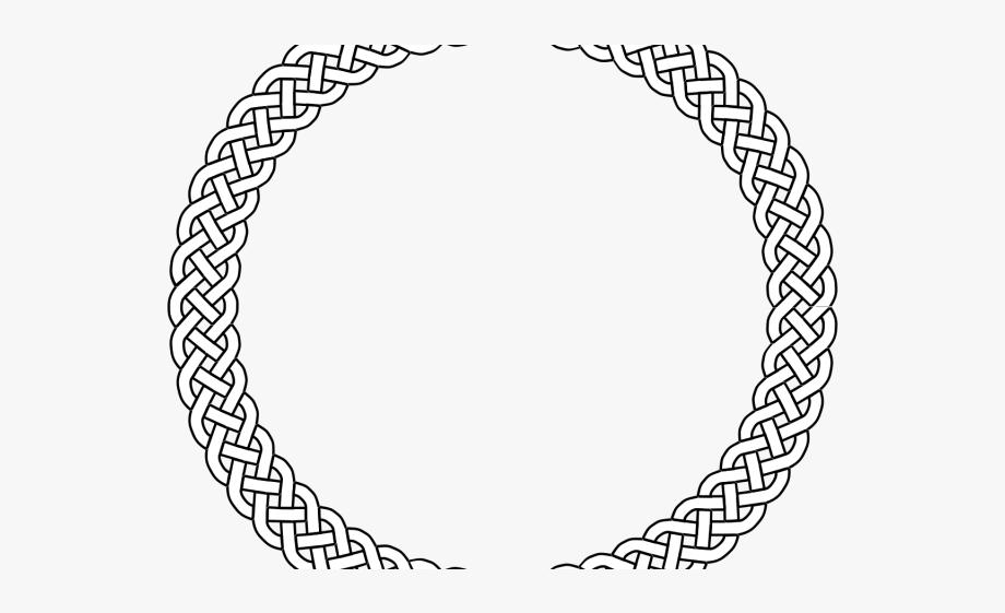Rope Clipart Circular.