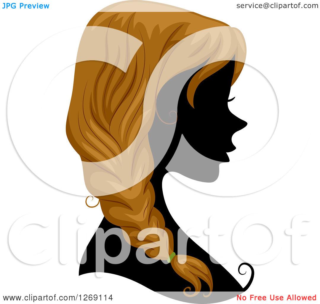 Clipart black woman braiding hair.