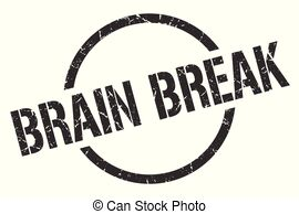 Brain break Vector Clip Art Royalty Free. 261 Brain break clipart.