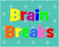 brain break clipart.