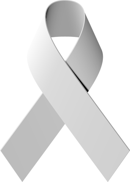 Brain Cancer Ribbon.