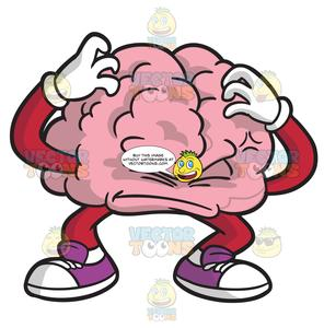 A Frustrated Brain.