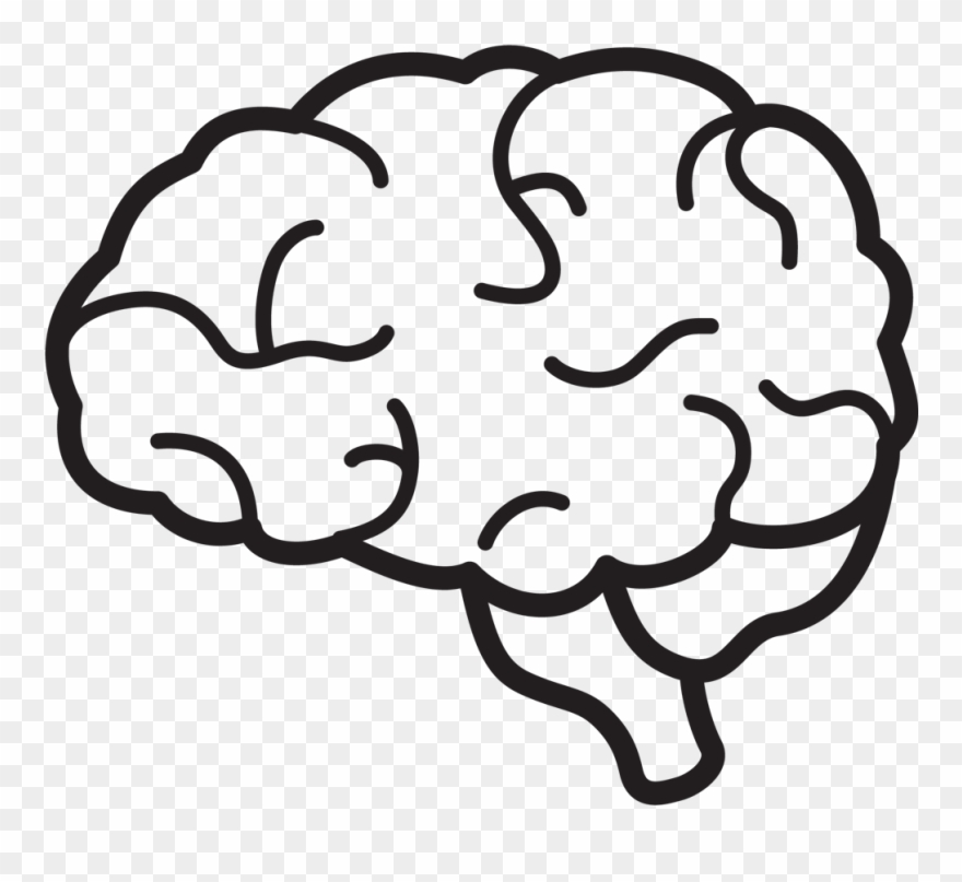 28 Collection Of Brain Clipart Easy High Quality Free.