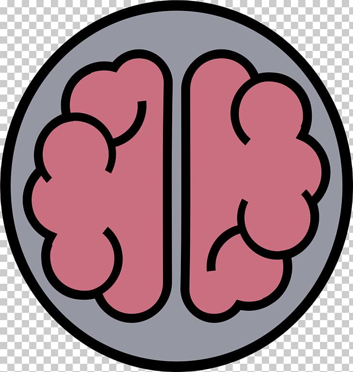 Human brain Logo Blue Brain Project , Brain PNG clipart.