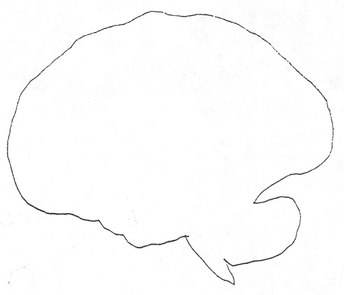 Free Brain Drawing Cliparts, Download Free Clip Art, Free Clip Art.